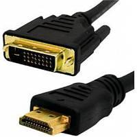 Шнуры DVI- DVI и DVI- HDMI