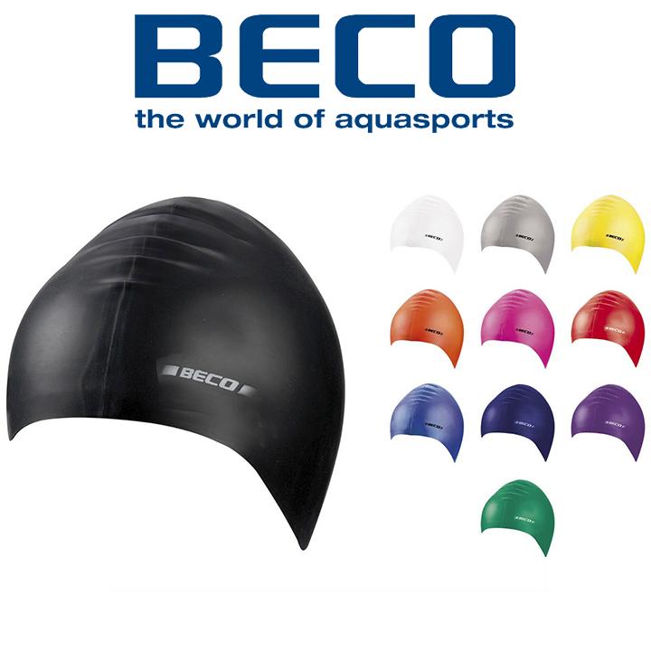 Шапочка для плавання BECO 7390, силікон
