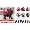 Прогулочная коляска зеленая Babycare Strada CRL-7305 Lime Green, фото 2
