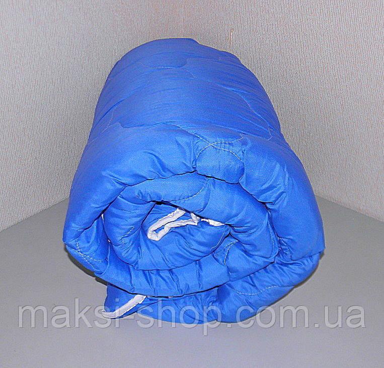 Одеяло евро размер наполнитель холофайбер ткань микрофибра (R802)