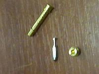 Игла карбюратора с жиклером 168F