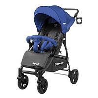 Прогулочная коляска синяя CARRELLO Strada CRL-7305 Space Blue
