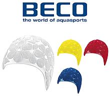Шапочка для плавания женская  BECO 7410 узор