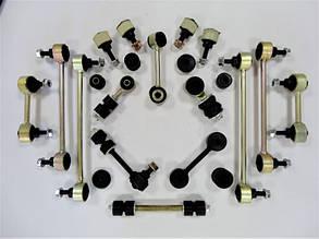 46843389 Стойка стабилизатора передняя Безшарнирная Усиленная ALFA ROMEO GT(937) 2003-2010