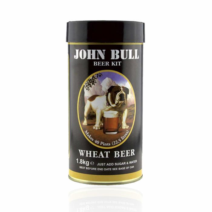 Экстракт пива John Bull Wheat Beer - Weizen 1,8кг (Великобритания)