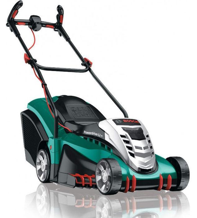 Аккумуляторная газонокосилка Bosch Rotak 43 LI (06008A4500)