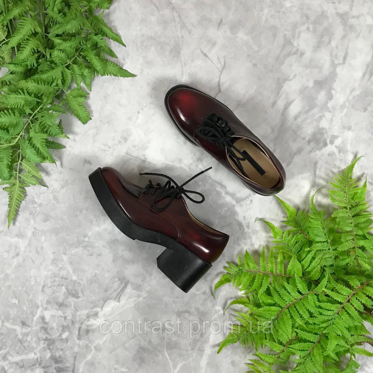 Стильные туфли ZARA  SH1912095