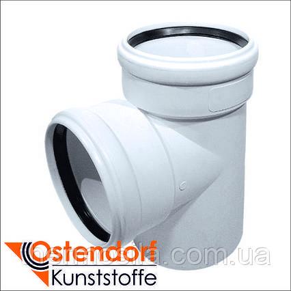 Ostendorf SKOLAN Трійник 87° DN 58/58 SKEA
