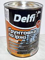 Грунтовка по ржавчине ПФ-М  Delfi 0,9 кг