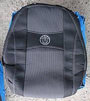 Авточехлы PREMIUM SKODA FABIA Mk2 раздельн.2007 автомобильные модельные чехлы на для сиденья сидений салона SKODA Шкода FABIA
