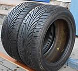 Шины б/у 225/50 R16 Dunlop SPSport, ЛЕТО, 5,5-6 мм, пара, фото 4