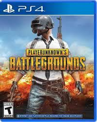 Игра PlayerUnknown's Battlegrounds (PUBG) для Sony PS 4 (русс)