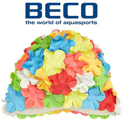 Шапочка для плавания BECO женская 7430, фото 2