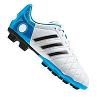 Детские бутсы Adidas 11Questra TRX FG JR 120 (F33120)