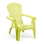 Пластиковые стулья и лавочки