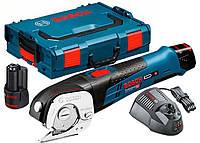 Аккумуляторные универсальные ножницы Bosch GUS 12V-300 Professional (06019B2904)