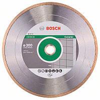 Алмазный диск Bosch Standard for Ceramic, 300-30/25,4 мм (2608602540)