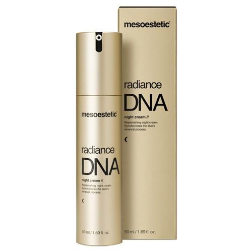 Интенсивный ночной крем Мезоэстетик Mesoestetic Radiance DNA Night cream 50 мл
