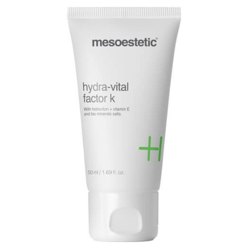 Mesoestetic - Home performance - Hydra-vital factor K / Гидро-питательный крем фактор К 50 мл
