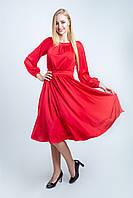 Платье Армани красное , фото 1