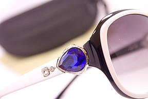 Качественные очки с футляром F1040-87, фото 3