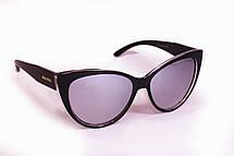 Солнцезащитные женские очки с футляром F7219-22, фото 3
