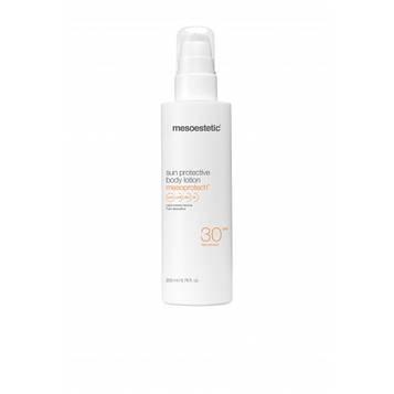 Mesoestetic - Mesoprotech - Солнцезащитный лосьон для тела / Sun protective body lotion -  spf 30