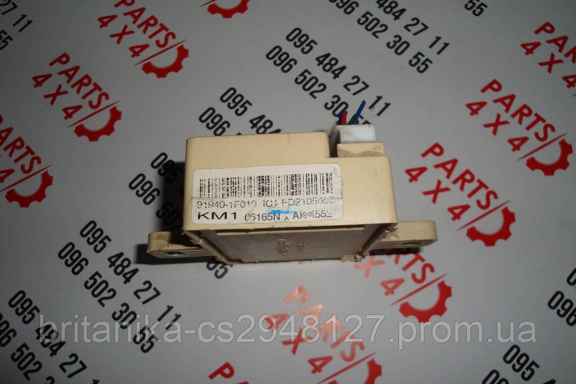 Блок комфорта Киа Спортедж 91940-1f010 Kia Sportage Спортейдж