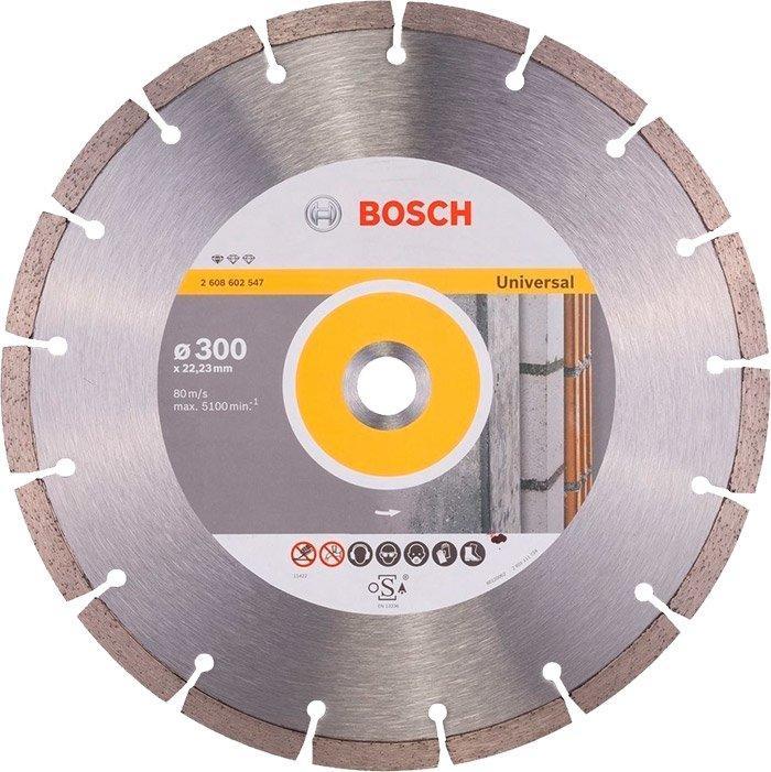 Алмазный круг Bosch Standard for Universal, 30022,233,1 мм (2608602547)
