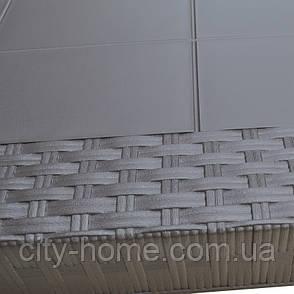 Стол Dallas 80 x 80 коричневый, фото 2