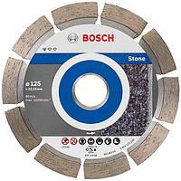 Алмазный круг Bosch по камню, 125x22,23x1,6 мм, 10 шт (2608603236)