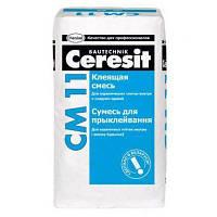 Клей для плитки Ceresit CM-11, 25кг