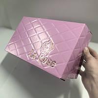 Коробка обувная с логотипом Туфель цельный 305х175х100 мм