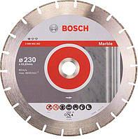 Алмазный отрезной круг Bosch Standard for Marble 230×22,23×2,8 мм (2608602283)