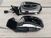 Боковые хромированные зеркала на Ваз 2108 - 21099, Ваз 2113 - 2115.