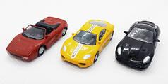 Ferrari Micro Cars (Centauria) у масштабі 1:100