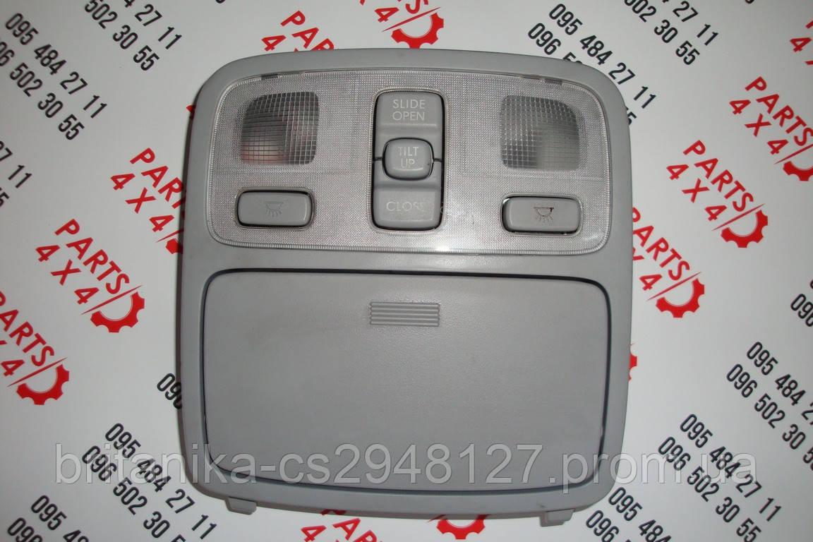 Потолочная консоль для Киа Спортейдж номер 92820-2EXXX Кіа Спортейдж Kia Sportage