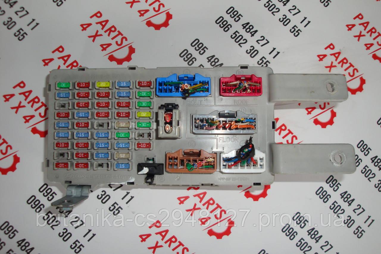 Блок предохранителей Хюндай Санта Фе 2 Hyundai Santa Fe 91950-2B400 бу