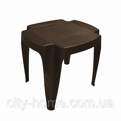 Стол SUISI коричневый, фото 2