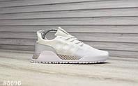 Женские кроссовки Adidas AF 1.4 Primeknit White, фото 1