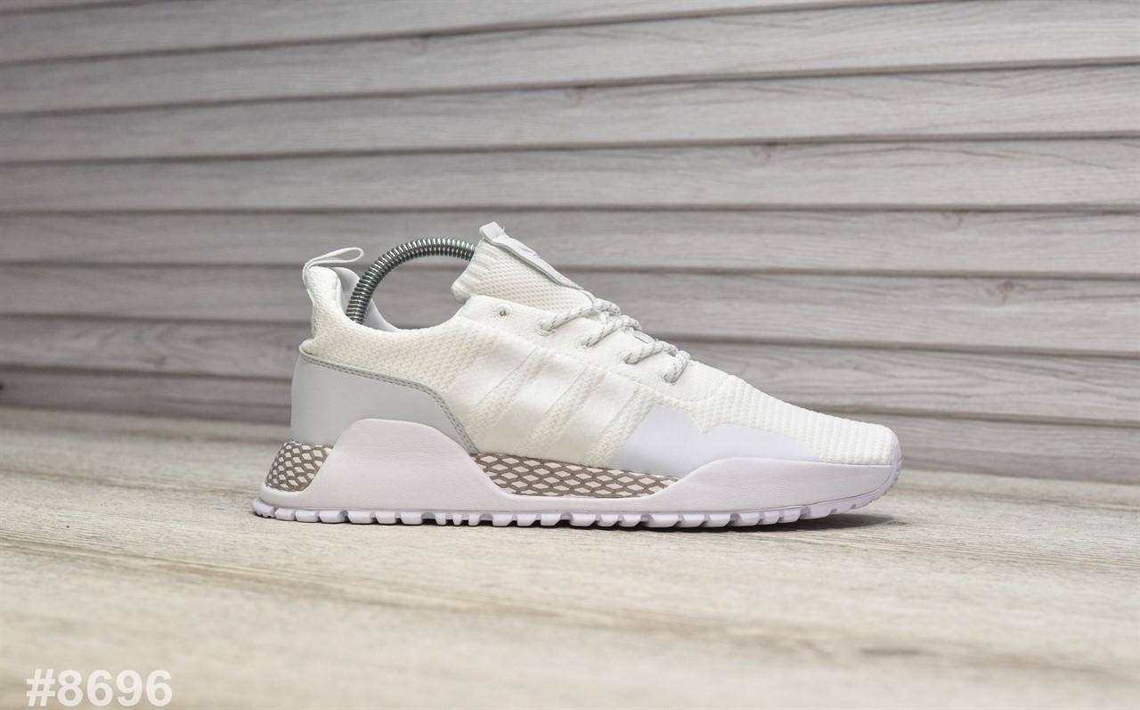 Женские кроссовки Adidas AF 1.4 Primeknit White