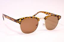 Очки Clubmaster леопардовые F9904-2, фото 3