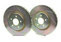 Тормозной диск VW Bora, Audi A3, Skoda Praktik передний  (2шт.)