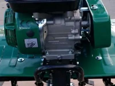 Производительный двигатель культиватора Iron Angel GT 06