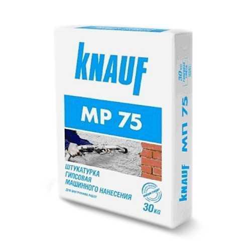 Штукатурка гипсовая Mп -75 Knauf