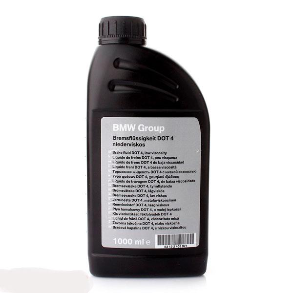 Тормозная жидкость BMW DOT4 83132405977