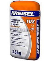 Клей для плитки морозостойкий Kreisel 103