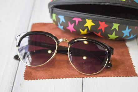 Солнцезащитные женские очки FB8009-2, фото 2