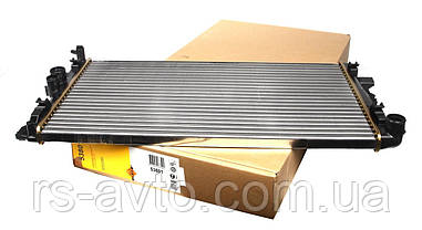Радиатор охлаждения Mercedes Vito, Мерседес Вито 639 03- (-, +AC) 53801