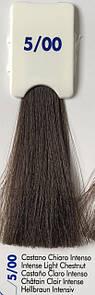 Безаммиачная крем-краска INEBRYA AMMONIA FREE BIONIC COLOR 5/00 Интенсивный Тёмный Коричневый